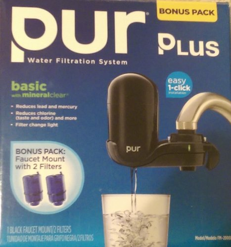 pur basic faucet water filter - 9