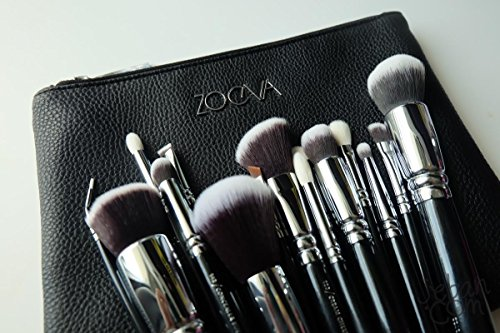 """- ZOEVA COMPLETE SET """"Own it."""" : Exclusive selection of 15 bestseller brushes for face and eyes made of both, natural and synthetic bristles (100% authentic)"""