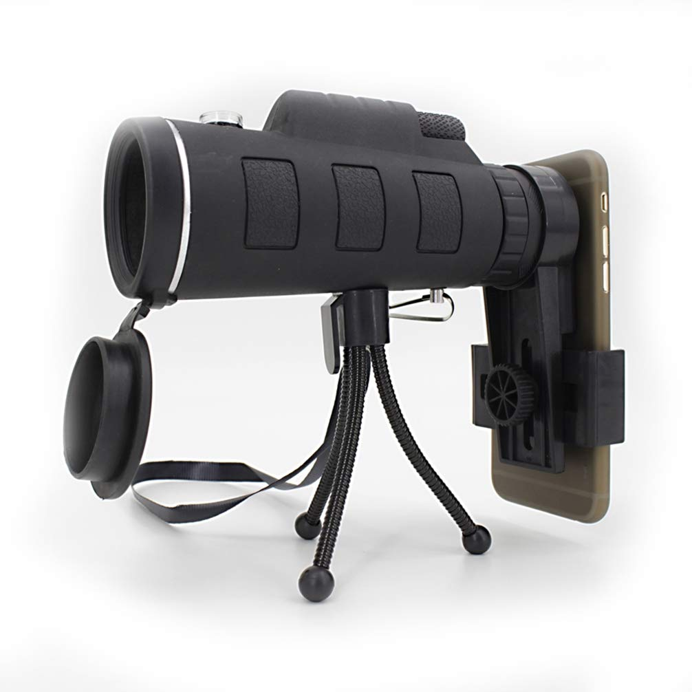 【新品】 携帯電話レンズ ユニバーサルズーム 単眼鏡 望遠鏡カメラ 望遠鏡 4060 広角マクロレンズ スポッティングスコープ 望遠鏡   B07KWGJV55, 春新作の eefa6cff