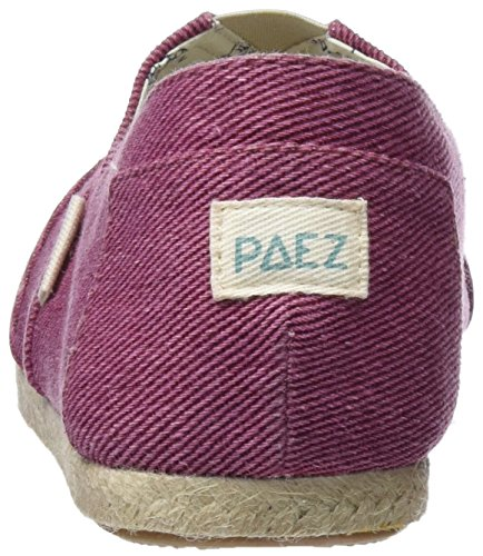 Sea Original Morado Alpargatas Paez Hombre Canyon Essentials para Odx0qR