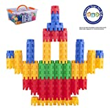 CTK Building Block Set – Best Toys for 3, 4, 5, 6, 7, 8, 9 year old Boys & Girls - Fun, Creative, STEM & Educational Toy for kids prime ages 3-9 - Great Birthday gift children in Preschool & Daycare