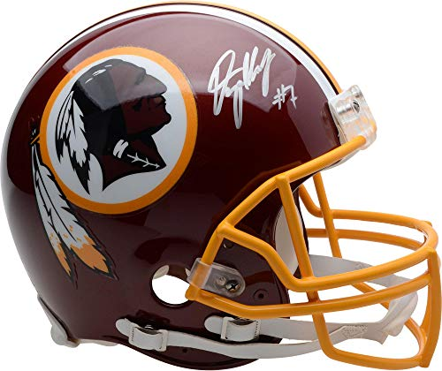 Dwayne Haskins Washington Redskins Autographed Riddell Pro-Line Helmet - Fanatics Authentic Certified