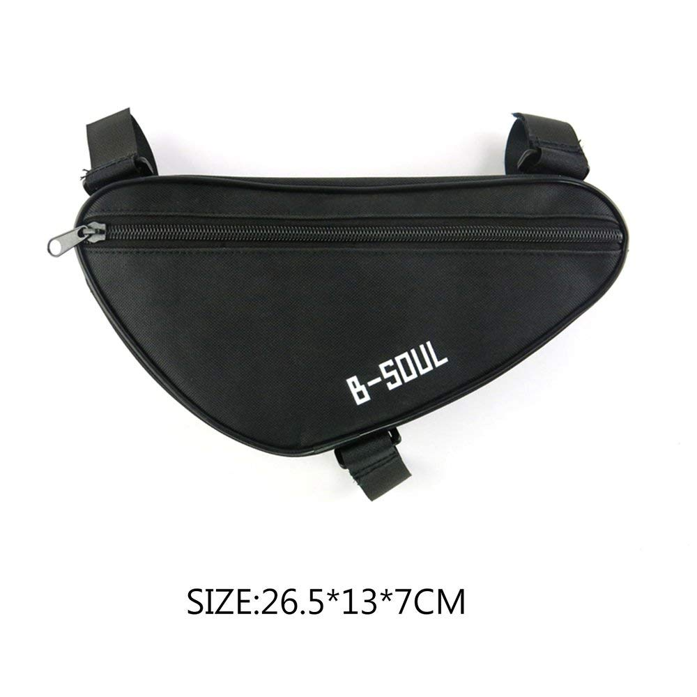Bike Frame Bags Sports Outdoors Unitedcaheart Ya191 Bike Front Frame Top Tube Front Triangle Saddle Bag Pouch Pannier Mtb For Cycling Bike Bicycle Accessories Road Bike Bicycle Front Tube Bag