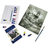 Royal & Langnickel Paint Your Own Masterpiece Painting Set, Cape Elizabeth