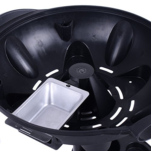 Giantex 1350W Electric BBQ Grill Non-stick w/ 4 Temperature Setting Outdoor Garden Patio Camping by Giantex (Image #8)