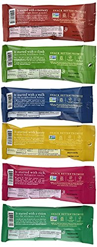 Sahale Snacks All Natural Nut Blends Grab And Go Variety Pack (Pack of 6)