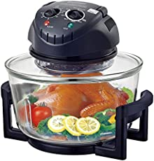 Sharper Image Super Wave Oven Cooks 3x Faster With 80 Less Energy