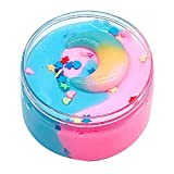 Christmas Roysberry Toys - Slime Squishies Jumbo Slow Rising Starry Sky Candy Toys, Toddler Toys Cute Stress Relief Toys Ball Squishy Soft Kawaii for Adults 3D Puzzle Toys for Kids for Girls (C)