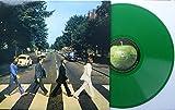 "The Beatles ""Abbey Road"" RARE GREEN Color Vinyl LP Australian Pressing"