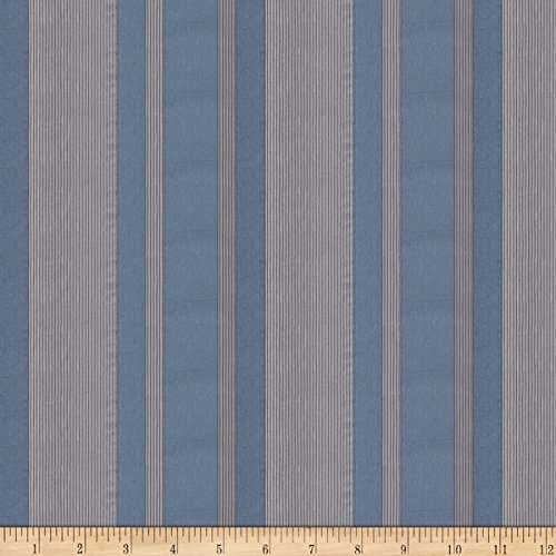 (Trend 02477 Symphony Blue Fabric by The Yard)