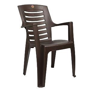 Cello Ultra Matt Set of 4 Chairs (Matte Brown)