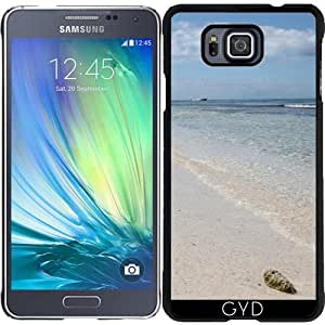 Funda para Samsung Galaxy Alpha - Playa Del Caribe by Christine aka stine1