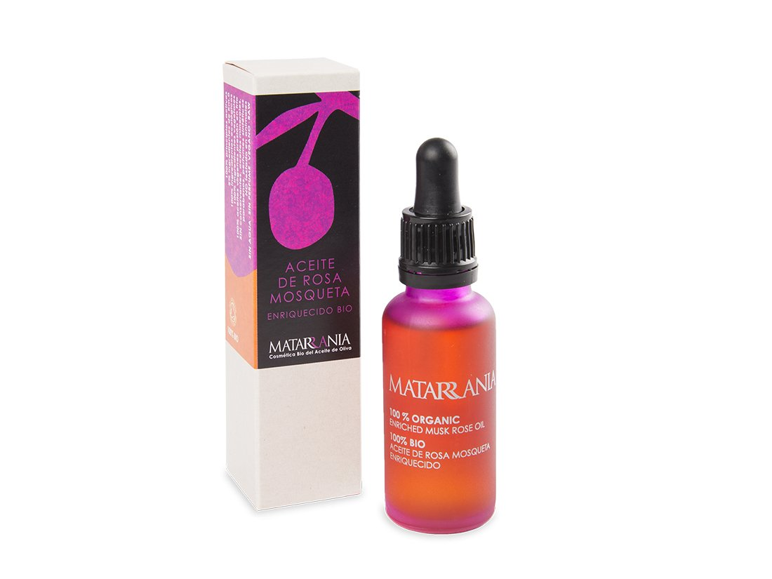 Matarrania - Aceite Rosa Mosqueta enriquecido Bio Matarrania, 30ml PM02