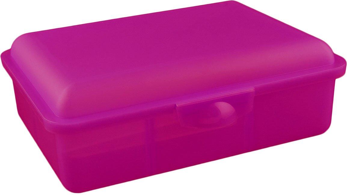 BUCHSTEINER Dise/ño de Libro de Steiner clickbox Vario-Alto con Compartimentos Interiores