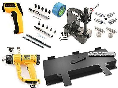 HolsterSmith: Sheath/Holster DIY Combo Kit (Master Series 24)