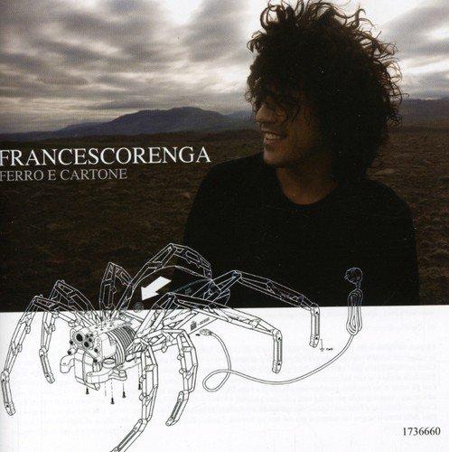 CD : Francesco Renga - Ferro E Cartone (CD)