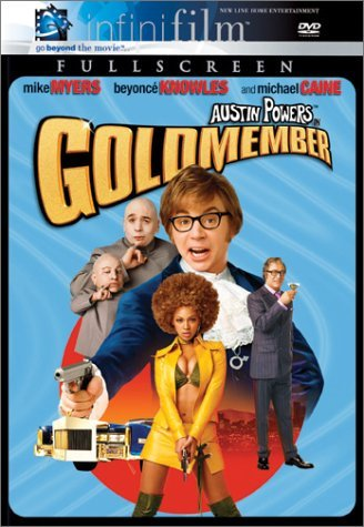 Austin Powers In Goldmember (Infinifilm Full Screen Edition) by Mike Myers