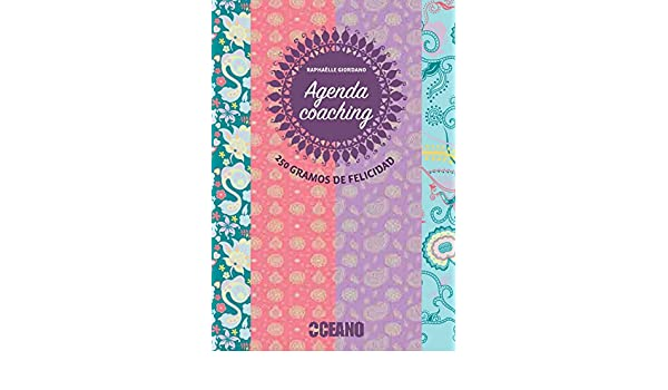 Agenda coaching: Raphaëlle Giordano: 9788475568294: Amazon ...