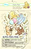 EK Success Disney Die-Cut Cardstock, Classic Pooh Firsts
