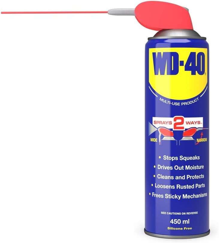 WD40 Smart Straw - aerosol de aire comprimido: Amazon.es: Bricolaje y herramientas