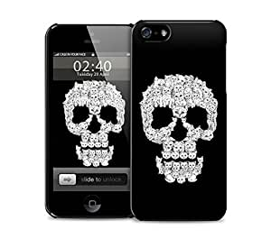 skull kitty iPhone 5 / 5S protective case