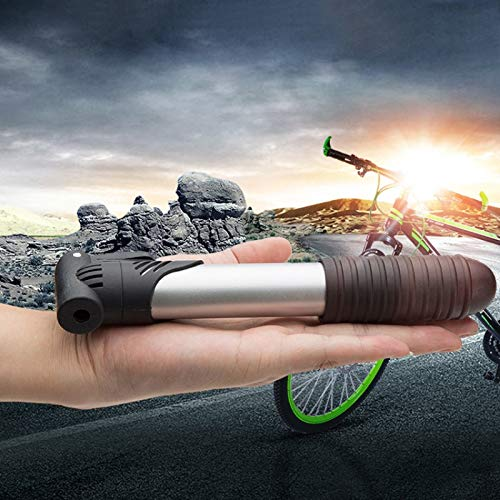 SaveStore Mini Mountain Bike Bicycle Pump/Home Basketball Soccer Inflatable Tube Bike Repair Kit Bicycle Accessory