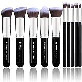 image for BS-MALL(TM) Makeup Brushes Premium Makeup Brush Set Synthetic Kabuki Makeup…