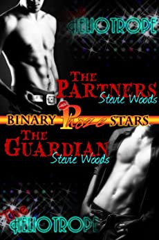 The Partners / The Guardians (Gay Erotic Romance) (Binary Stars Book 5) by [Woods, Stevie]