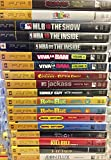 20x PSP Movie & Game Bundle - 20 Different PlayStation Portable Movies and Games - EXACT TITLES IN DESCRIPTION - Brand New! *LIMITED AVAILABILITY*: more info