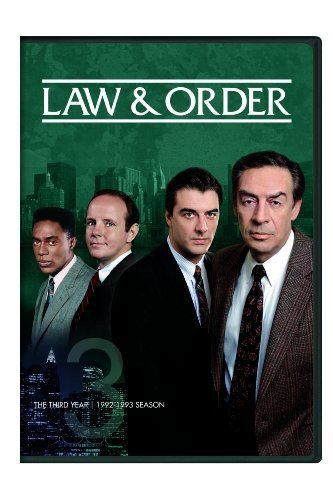 Law & Order: The Third Year by Universal Studios Home Video
