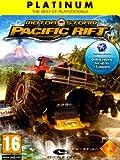 Motor Storm : Pacific Rift - platinum [import anglais]