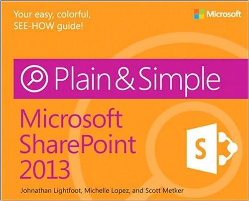 Sharepoint 2013 Step By Step Ebook