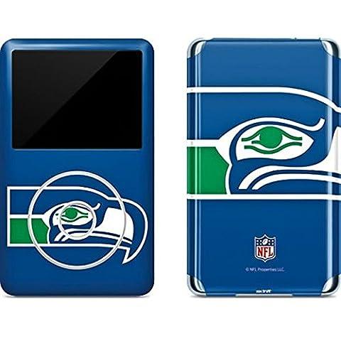 NFL Seattle Seahawks iPod Classic (6th Gen) 80 & 160GB Skin - Seattle Seahawks Retro Logo Vinyl Decal Skin For Your iPod Classic (6th Gen) 80 & (Durable Case For Ipod Classic)