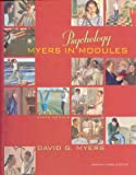 Myers in Modules : Psychology, Myers, 0716741636