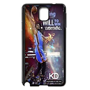 High Quality -ChenDong PHONE CASE- For Samsung Galaxy NOTE4 Case Cover -Kevin Durant wallpaper-UNIQUE-DESIGH 5