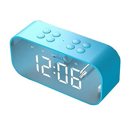 Amazon.com: SPA Tool LED Digital Alarm Clock with Wireless ...