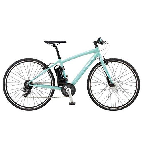 Bianchi (ビアンキ) 電動自転車 Eバイク CAMALEONTE-E(カメレオンテ-E) 2018モデル (マットチェレステ) 43サイズ B077Z66Y7S