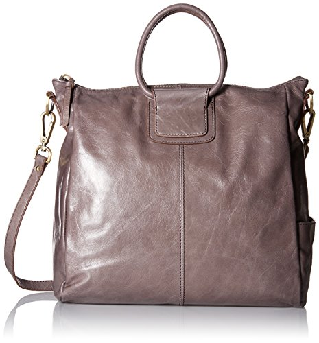 [HOBO Vintage Sheila Handbag Cross Body, Granite, One Size] (Hobo Purse)