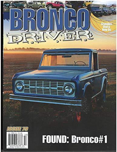 Bronco Driver Magazine Issue 79 2019 (Driver Magazine Bronco)