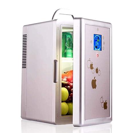 HNFYJQ Mini refrigerador para Autos, refrigerador y Calentador 2 ...