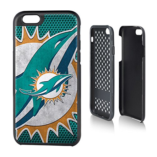 Hoot² NFL Miami Dolphins iPhone 7 Case, Black by Hoot²