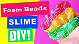 Foam Balls for Slime,16 Sets with Slime Tools