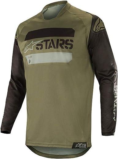 Alpinestars MX Cross Camisa Racer Tactical Jersey 2019 ...