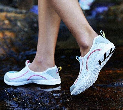 White Femmes De Baskets Femmes Chaussures amp;G Pour Pour Femmes Occasionnels Femme Maille Confort Respirante Chaussures Chaussures De NGRDX OXTwq5x5