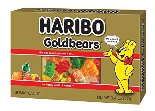 Haribo Gold-Bears Theater Box, 3.4 oz. Box, (Pack of 12) by Haribo (Image #12)
