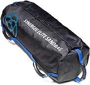 Synergee Adjustable Fitness Sandbag. Adjustable Sandbags with Filler Bags - Heavy Duty Weight Bag