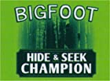 Bigfoot Hide & Seek Champion Magnet SM4772
