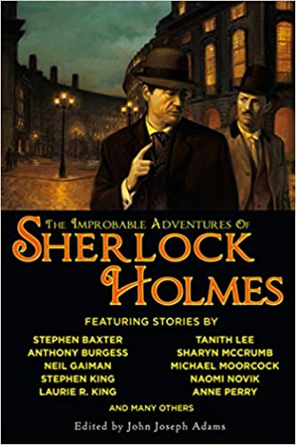 Amazon The Improbable Adventures Of Sherlock Holmes