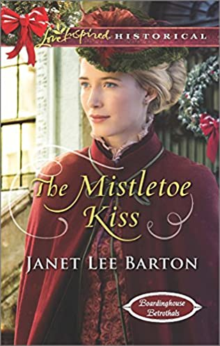 book cover of The Mistletoe Kiss