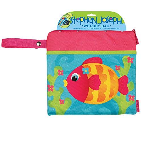Stephen Joseph Wet/Dry Bag, Fish